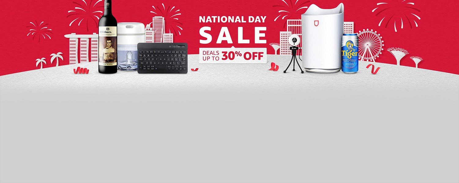 National Day Sale | Deals up to 30% off