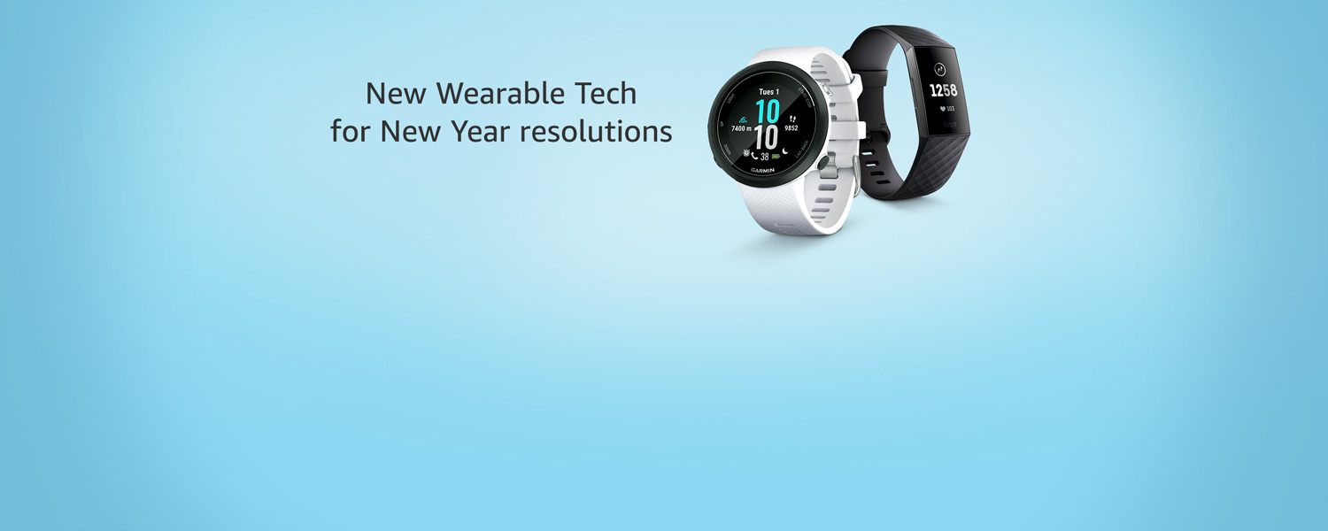 Hot new releases in wearable tech
