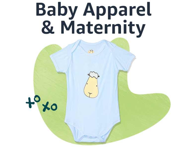 Baby Apparel & Maternity