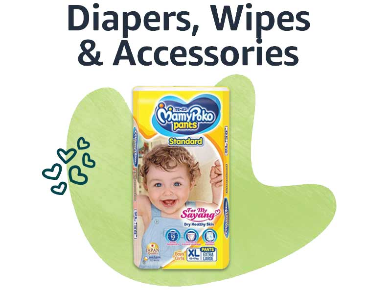 Diapers, Wipes & Accessories