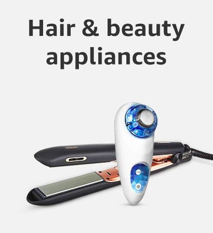 Hair & beauty appliances