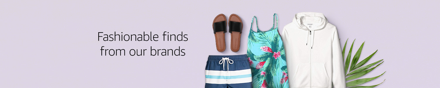 Fashionable finds from our brands