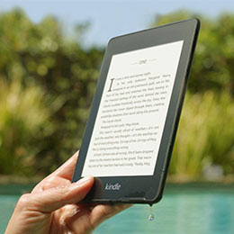 Kindle E readers