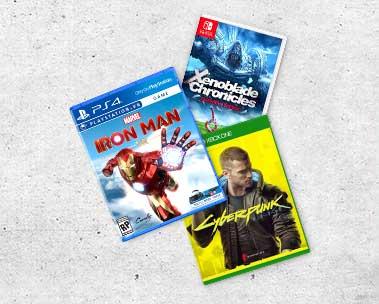 Shop Pre-Orders in Video Games