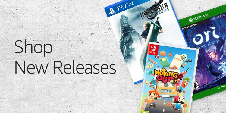 new releases in VG