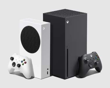 Pre-Order Xbox Series X S now