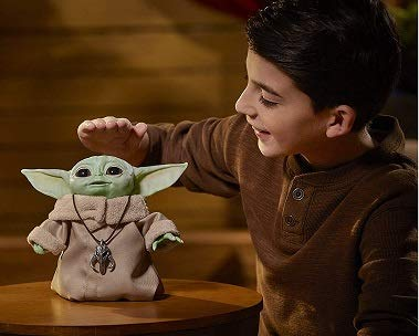 Pre-order The Mandalorian Baby Yoda collectibles