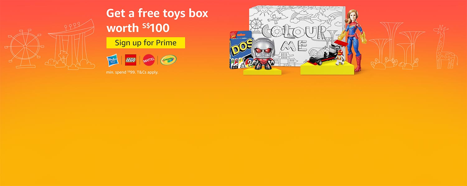 Toys Sample Box