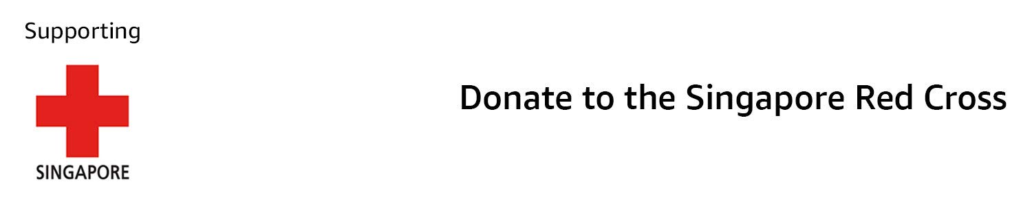 Donate to the Singapore Red Cross
