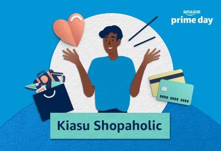 Kiasu Shopaholic
