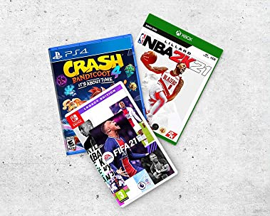 Shop New Releases in Video Games