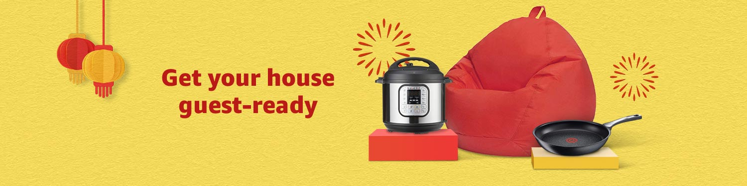 Get your house guest-ready