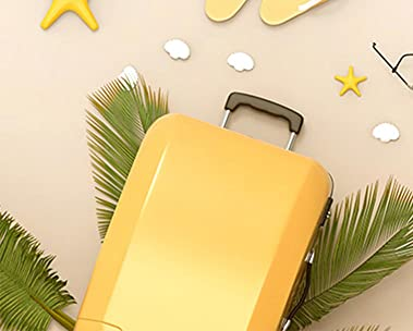Start packing for your next staycation