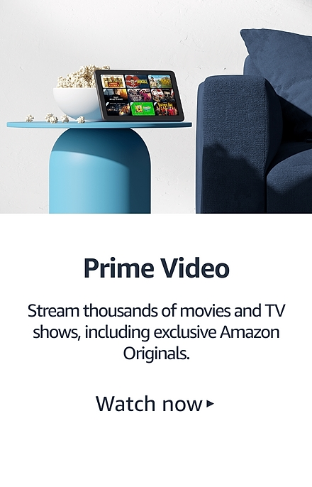 Prime Video: Stream thousands of movies and TV shows, including Amazon Originals.