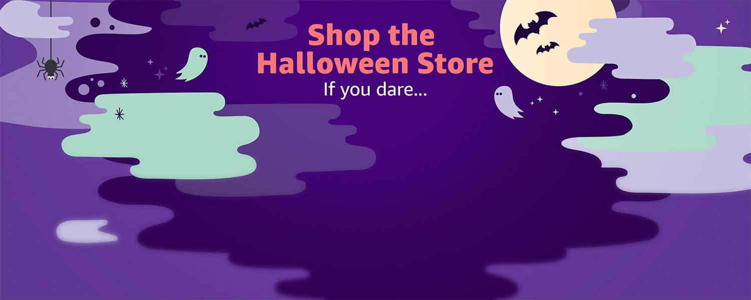 Shop Halloween Store