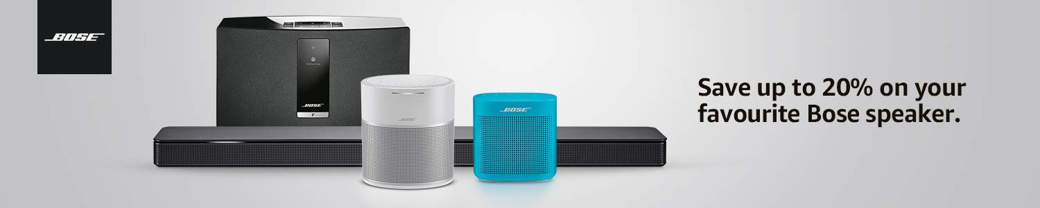 Top deals from Bose