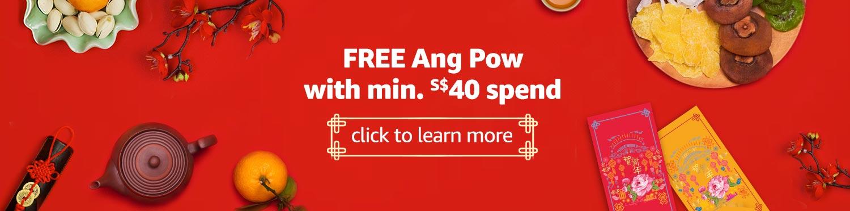 Amazon.sg CNY free angbao