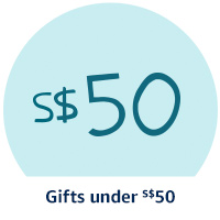 Shop gifts under S$50