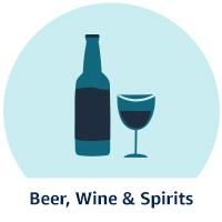 Beer, Wine & Spirits