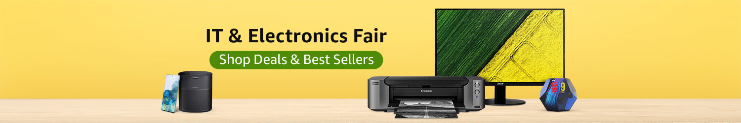 Shop IT & Electronics Fair