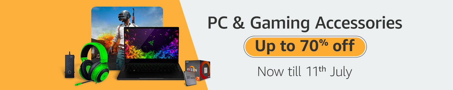 PC & Gaming Accessories sale on Amazon.sg