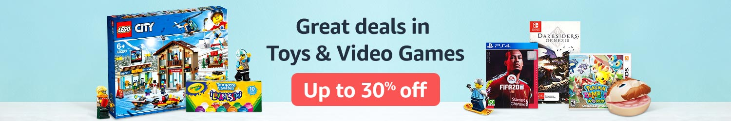 Shop Toys & Video Games