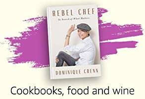 Cookbooks, food & wine