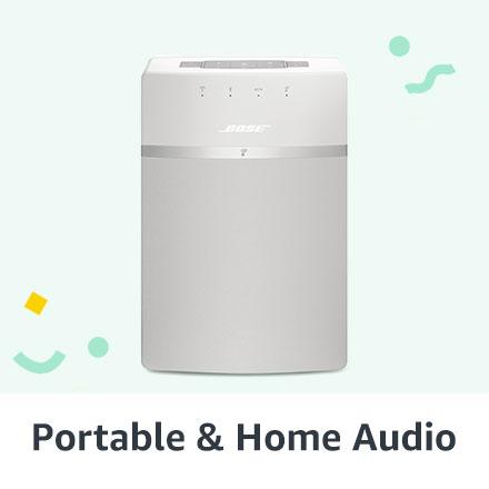 Portables & Home Audio