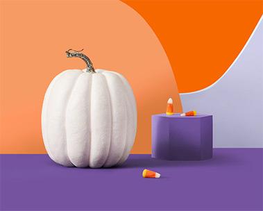 Halloween last-minute sale