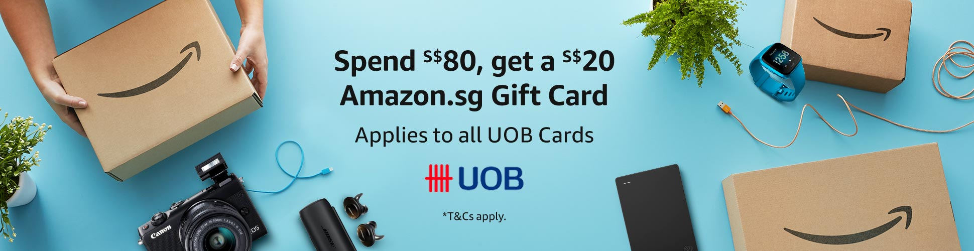 UOB March Promotion