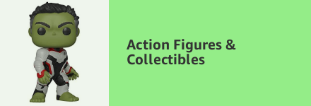 Action Figures & Collectibles