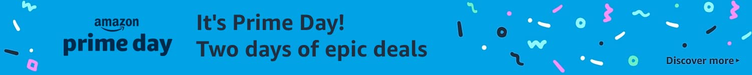 It's Prime Day - Two days of epic deals