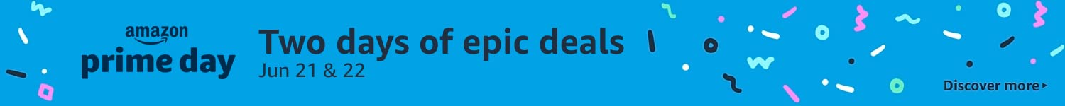 Two days of epic deals - Jun 21 & 22