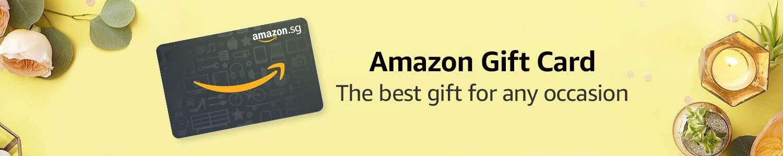 Amazon.sg Gift Card