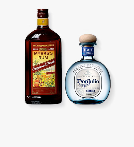 Rum & Tequila
