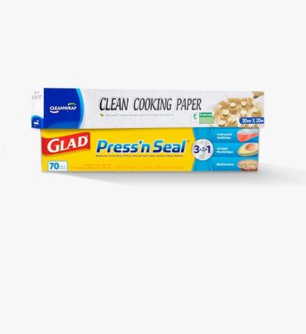 Paper, Foil & Wraps