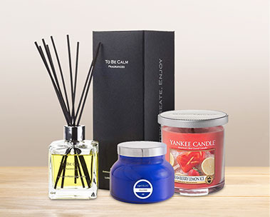Scents for Home | Relax & unwind