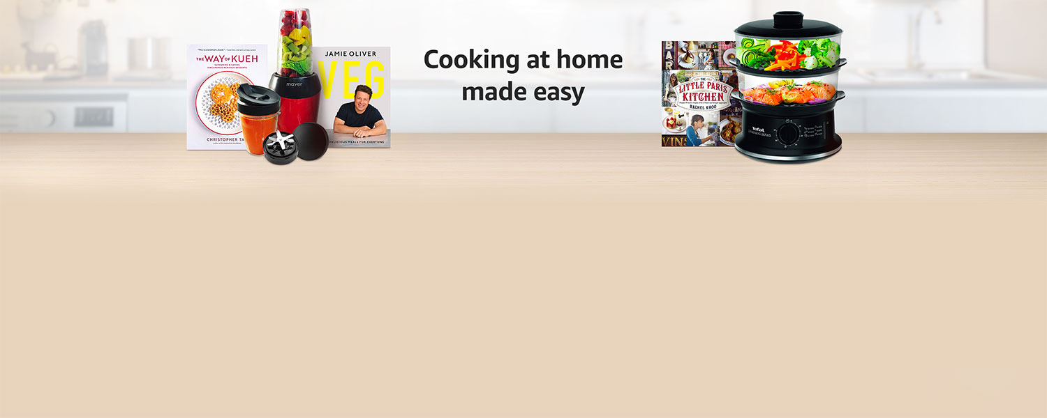 Cooking at home made easy
