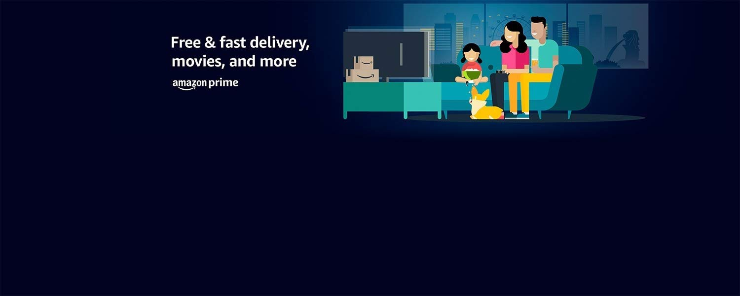 Free and fast delivery, movies and more