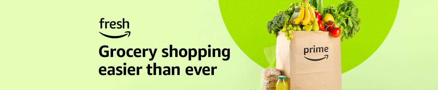 Grocery shopping easier than ever