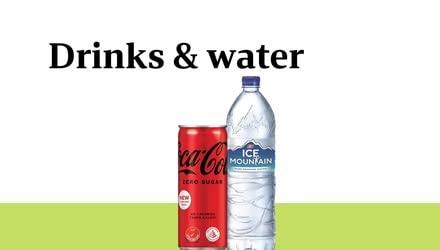 Drinks & Water
