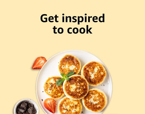 Get inspired to cook