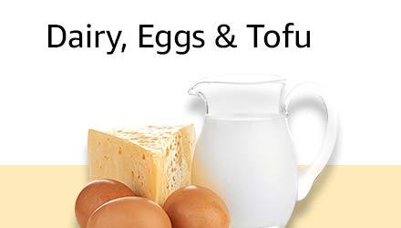 Dairy, Eggs & Tofu