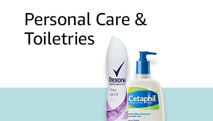 Personal Care & Toiletries