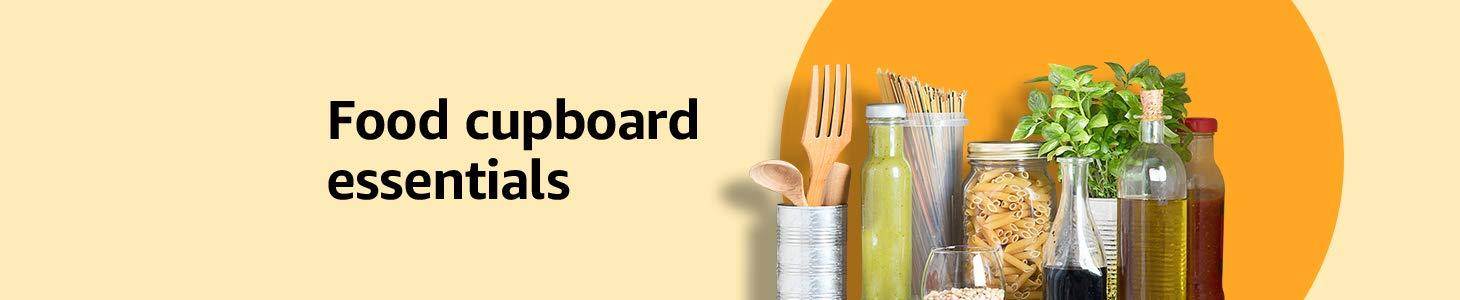 Food cupboard essentials