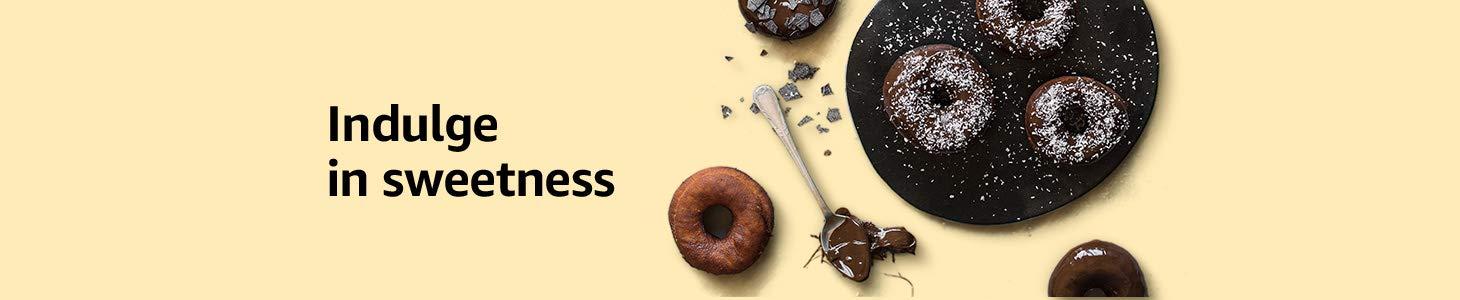 Indulge in sweetness