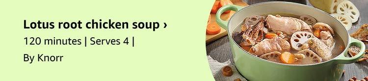 Lotus Chicken Soup