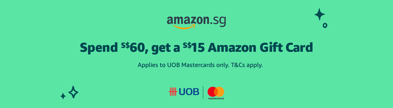 UOB Mastercard Cards Cyber Monday Promotion