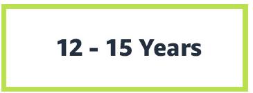 12-15 years