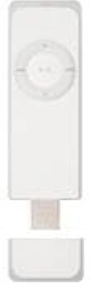 激しい唇楽なパワーサポート iPod shuffle専用シリコンジャケット ナチュラル FJ-11